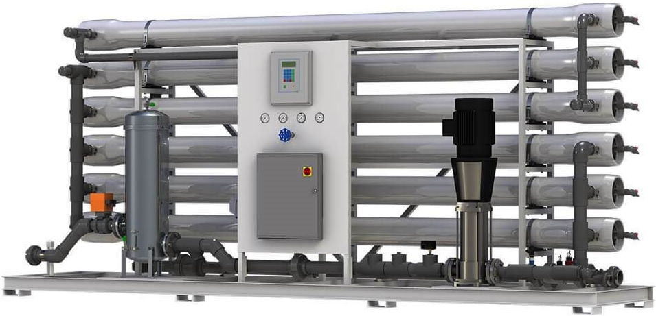 Link4 Reverse Osmosis Systems