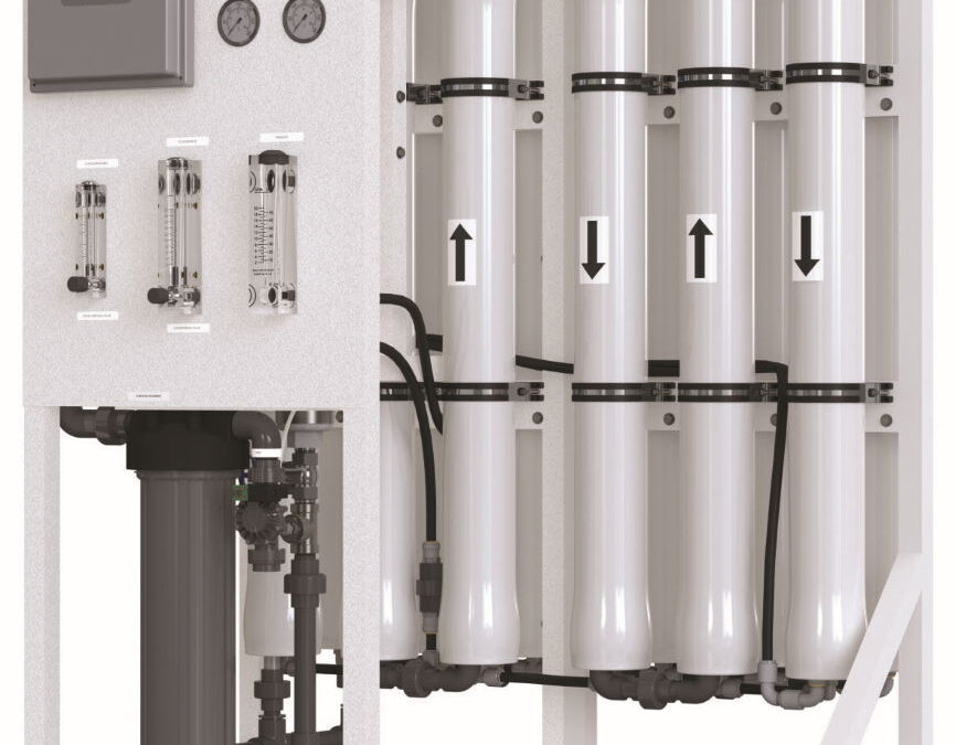Link4 Corporation Partners with AXEON to Sell Reverse Osmosis System