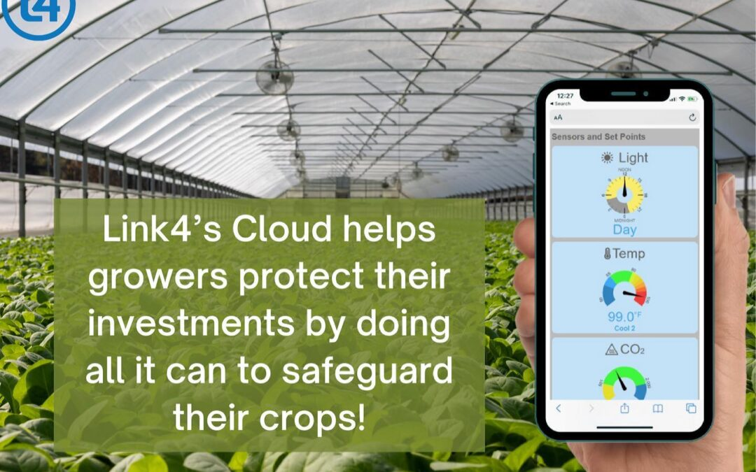 Link4 Corporation Debuts Cloud Software Update, Featuring New Grow Journal